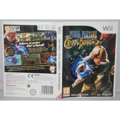 Final Fantasy Crystal Chronicles: The Crystal Bearers Wii
