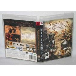 El Señor de los Anillos: la Conquista PS3