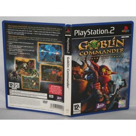 Goblin Commander: Unleash The Horde PS2