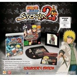 Naruto Shippuden: Ultimate Ninja Storm 2 Collectors Edition PS3