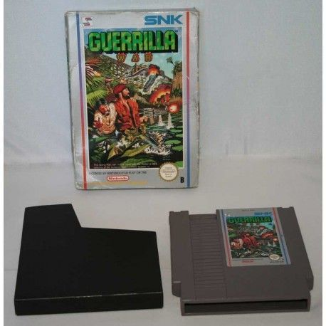 Guerrilla War NES