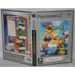 The Simpsons Hit & Run PS2