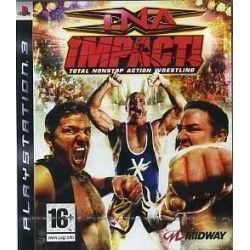 Tna Impact Total Nonstop Action Wrestling PS3