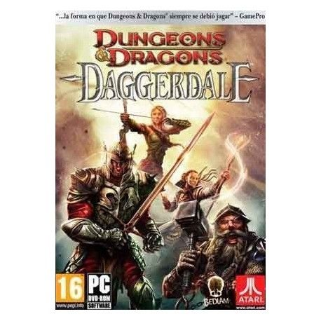 Dungeons and Dragons Daggerdale PC