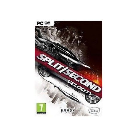 Split/Second: Velocity PC