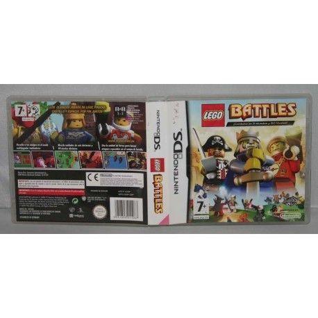 Lego Battles NDS