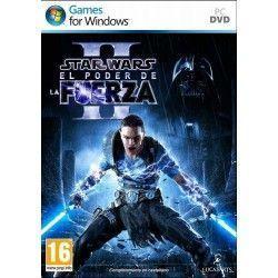 Star Wars: El Poder de la Fuerza II PC