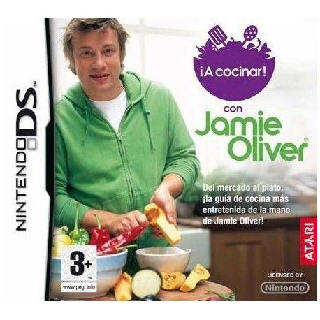 ¡A cocinar! con Jamie Oliver NDS