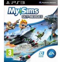 MySims SkyHeroes PS3