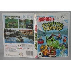Rapala Fishing Frenzy Wii