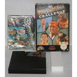 WWF WrestleMania Challenge NES