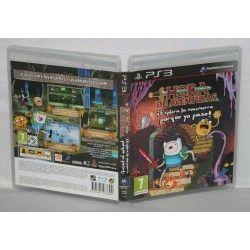 Hora de Aventuras: ¡Explora la mazmorra porque yo paso! PS3