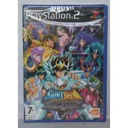 Saint Seiya - Los Caballeros Del Zodiaco: Hades PS2