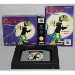 Gex 64: Enter the Gecko N64