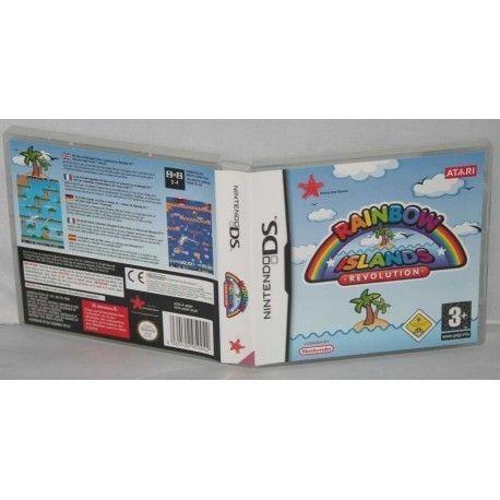 Rainbow Island Revolution NDS