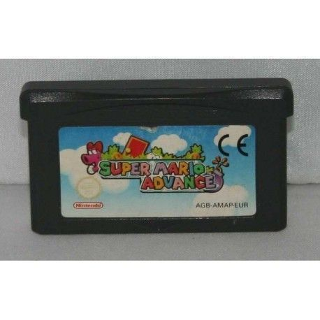 Super Mario Advance GBA