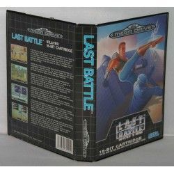 Last Battle Megadrive