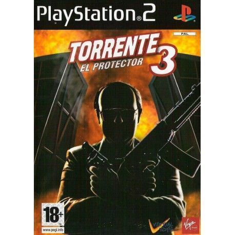 Torrente 3: El protector PS2