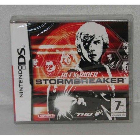 Alex Rider Stormbreaker NDS
