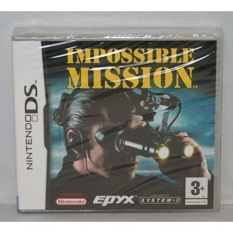 Impossible Mission NDS