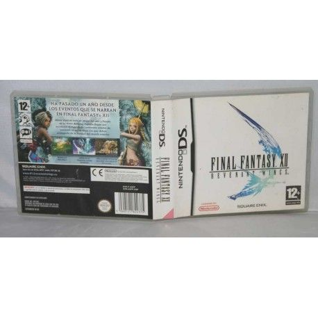 Final Fantasy XII: Revenant Wings NDS