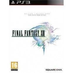 Final Fantasy XIII: edición coleccionista PS3