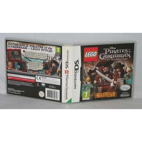 LEGO Piratas del Caribe NDS