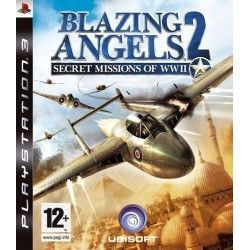 Blazing Angels 2: Secret Missions of WWII PS3