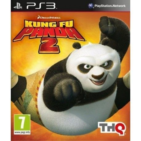 Kung Fu Panda 2 PS3