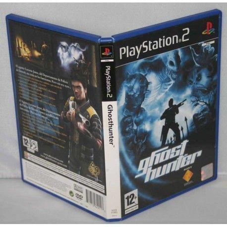 Ghosthunter PS2