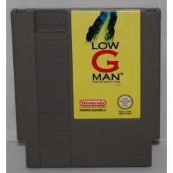 Low G Man NES