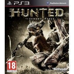 Hunted: The Demon's Forge PS3