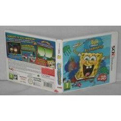 Bob Esponja El Garabato 3DS