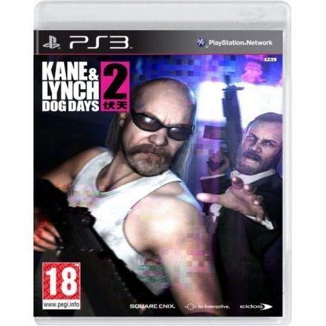 Kane & Lynch 2: Dog Days PS3