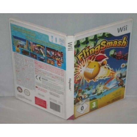 Fling Smash Wii