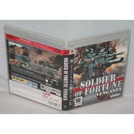 Soldier of Fortune: Payback PS3