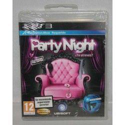 Party Night ¿Te atreves? PS3