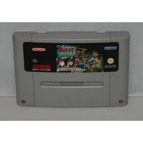 Putty Squad SNES