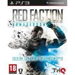 Red Faction: Armageddon Edición Comando y Reconocimiento PS3