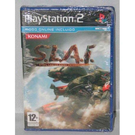 S.L.A.I. -Steel Lancer Arena International PS2
