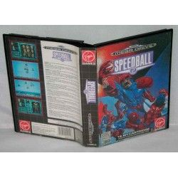 Speedball 2 Megadrive