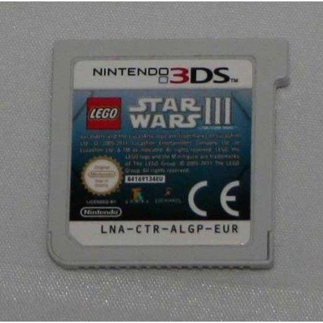 Lego Star Wars III Nintendo 3DS