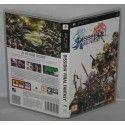 Dissidia: Final Fantasy PSP