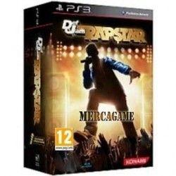 Def Jam Rapstar + Micrófono PS3