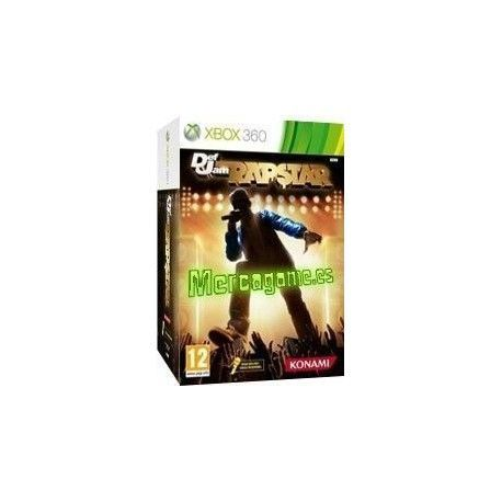 Def Jam Rapstar + Micrófono Xbox 360