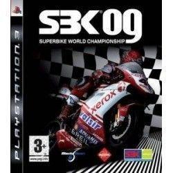 SBK 09 Superbike World Championship PS3