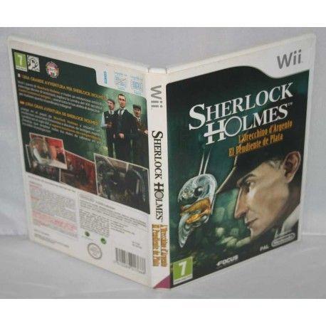 Sherlock Holmes: El Pendiente De Plata Wii