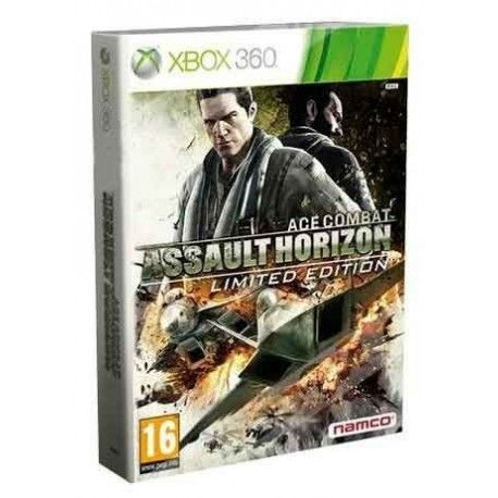Ace Combat Assault Horizon Xbox 360 (Limited Edition)