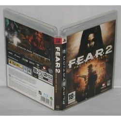 F.E.A.R. 2: Project Origin PS3
